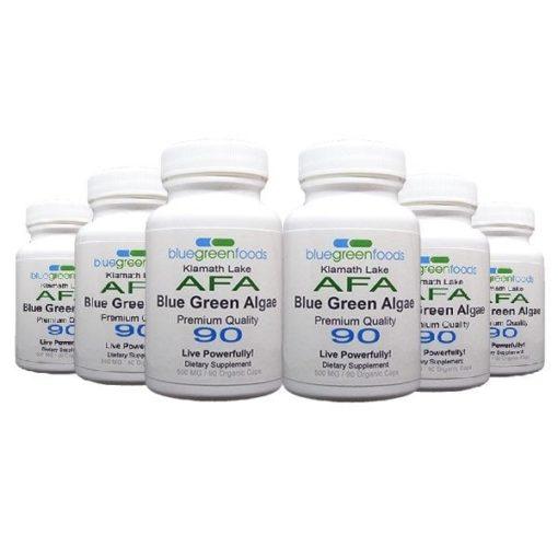 klamath-lake-afa-blue-green-algae-dietary-organic-food-supplement-six-pack