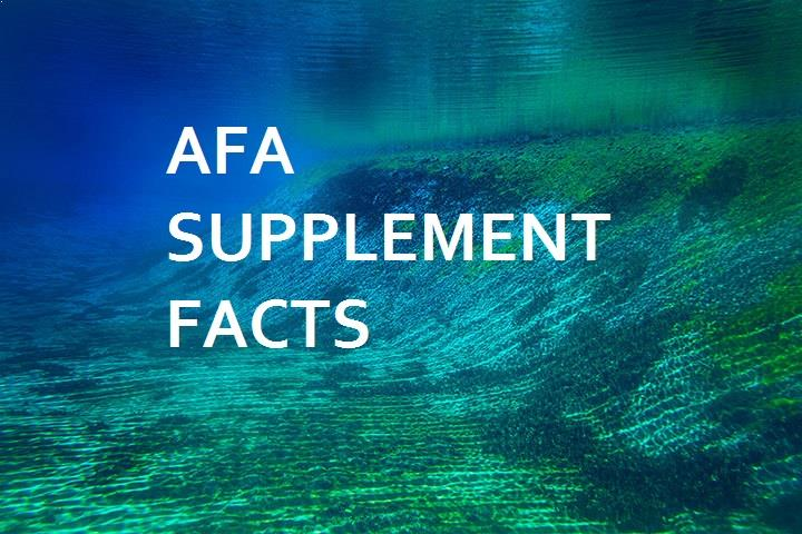 AFA Supplement Facts