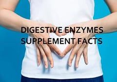 digestive enzymes supplement facts