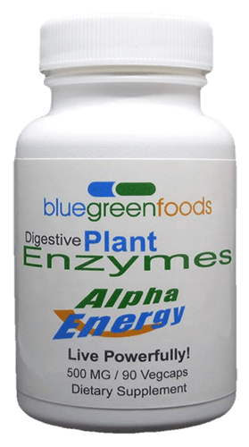Alpha Energy Digestive Enzymes