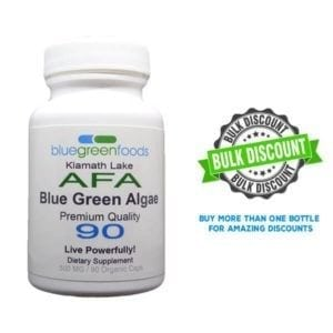 AFA 500MG Supplement
